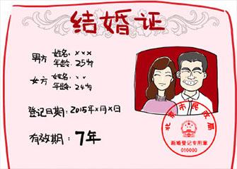 有效期_结婚证有效期7年?说好的真爱呢?